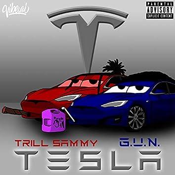 Tesla (feat. Trill Sammy)