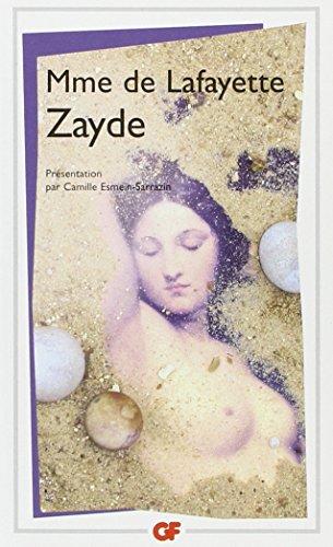 Zayde: Histoire espagnole