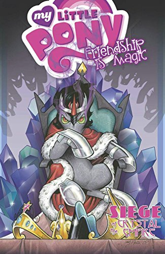 My Little Pony: Friendship is Magic Vol. 9 (Comic)