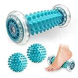 Best Foot Rollers - JAZZAIR Foot Massage Roller and Spiky Massage Ball Review