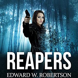 Reapers audiobook cover art