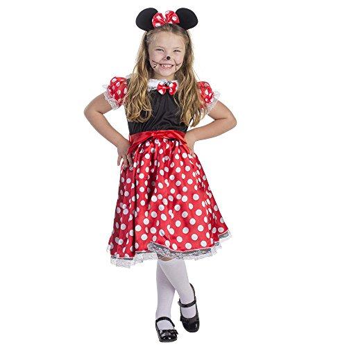 Dress Up America Costume de miss souris de charme de gosse
