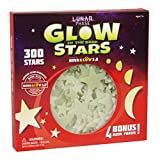 Best Glowing Stars - Glow in The Dark Stars for Ceiling; 300 Review