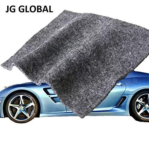 JG Global Reparador de Arañazos para Coche - Quitar Arañazos, Pulido Coche, Cuidado de Pintura, Detailing, Reparación de arañazos, Limpiar Coche, Nanotecnología