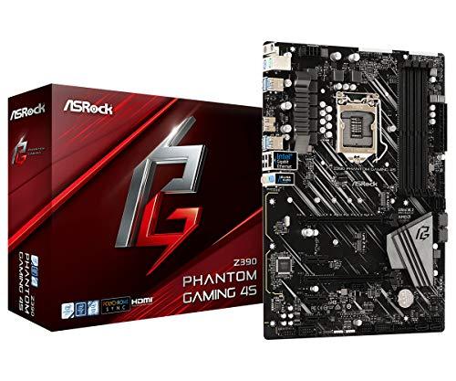Mainboard ASRock Z390 Phantom Gaming 4S 1151 ATX HDMI DDR4 Retail