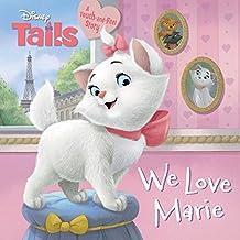 Disney Tails We Love Marie