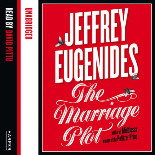 The Marriage Plot cover art