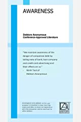 Awareness: Debtors Anonymous Conference-Approved Literature Kindle Edition