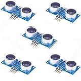 OsoYOO HC-SR04 - Sensore trasduttore a ultrasuoni per Arduino