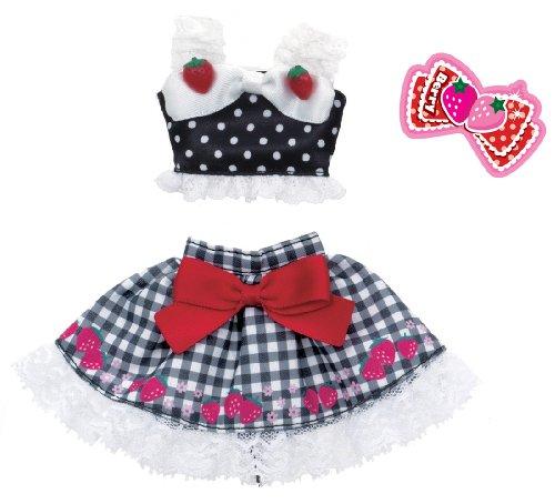 Robe Corde Rika-chan école Harajuku Girls Set Cherry Berry