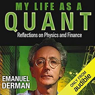 My Life as a Quant audiobook cover art