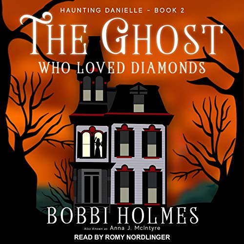 The Ghost Who Loved Diamonds cover art