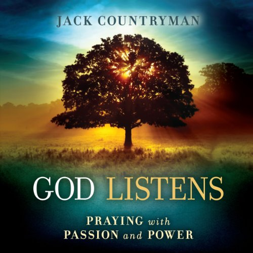 God Listens audiobook cover art
