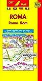 Roma 1:15.000. Con linee bus e guida turistica (Piante di città. City map)