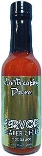 Heartbreaking Dawns Fervor Reaper Chile Hot Sauce, 5oz.