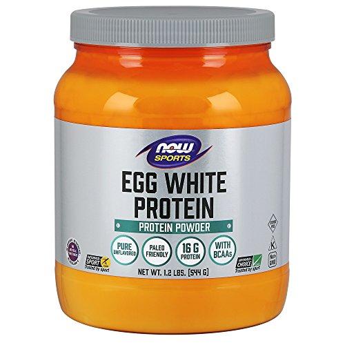 NOW Sports Nutrition, Egg White Protein
