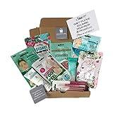 Face, Feet, Hair & Hand Pamper Spa Treatments Box, Face Pack, Foot Peel, Hand Pack, Hair Sheet Mask,...