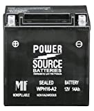 PowerSource 01-348A WPH16-A2 Battery
