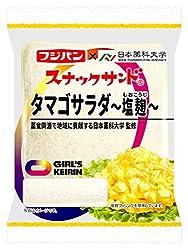 スナックサンド タマゴサラダ 塩麹 [到着日+1日 賞味・消費期限保証] 2個