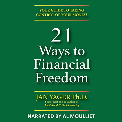 21 Ways to Financial Freedom cover art