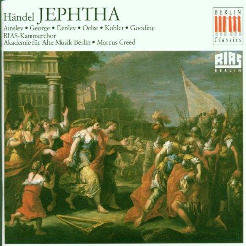 Händel: Jephtha-Oratorium in drei Akten, HWV 70