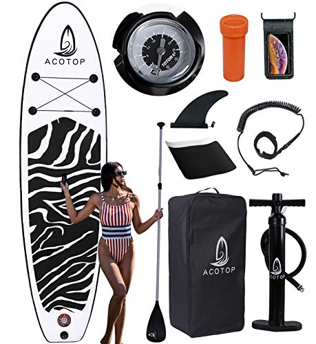 Best inflatable paddle boards | Buyers guide 2021
