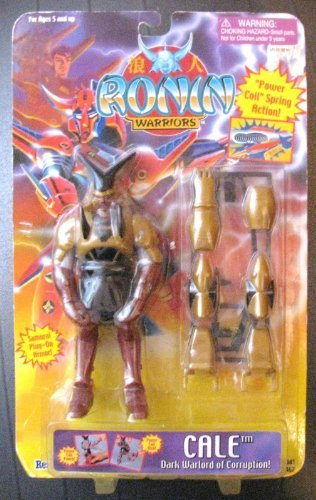 Ronin Warriors Cale Dark Warlord of Corruption by Ronin Warriors