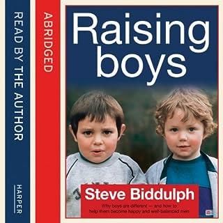 Steve Biddulph's Raising Boys cover art