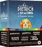 Marlene Dietrich & Josef von Sternberg at Paramount, 1930-1935 (Limited Edition) [Blu-ray] [2019]