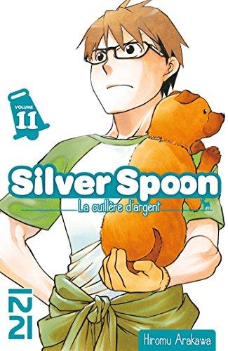 Silver Spoon - La cuillère d'argent - tome 11