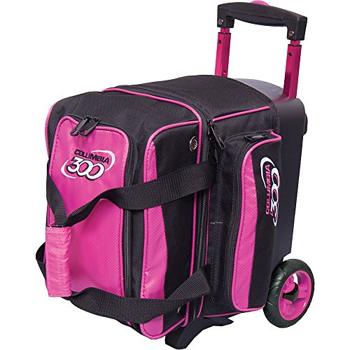Columbia 300 Icon Single Roller Bowling Bag, C120-61, Rose, Einheitsgröße