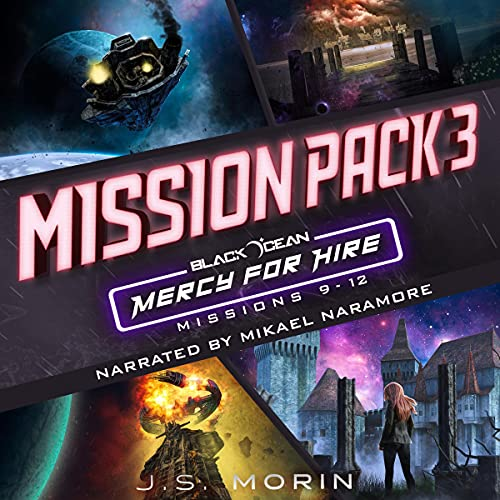 Mercy for Hire Mission Pack 3 cover art