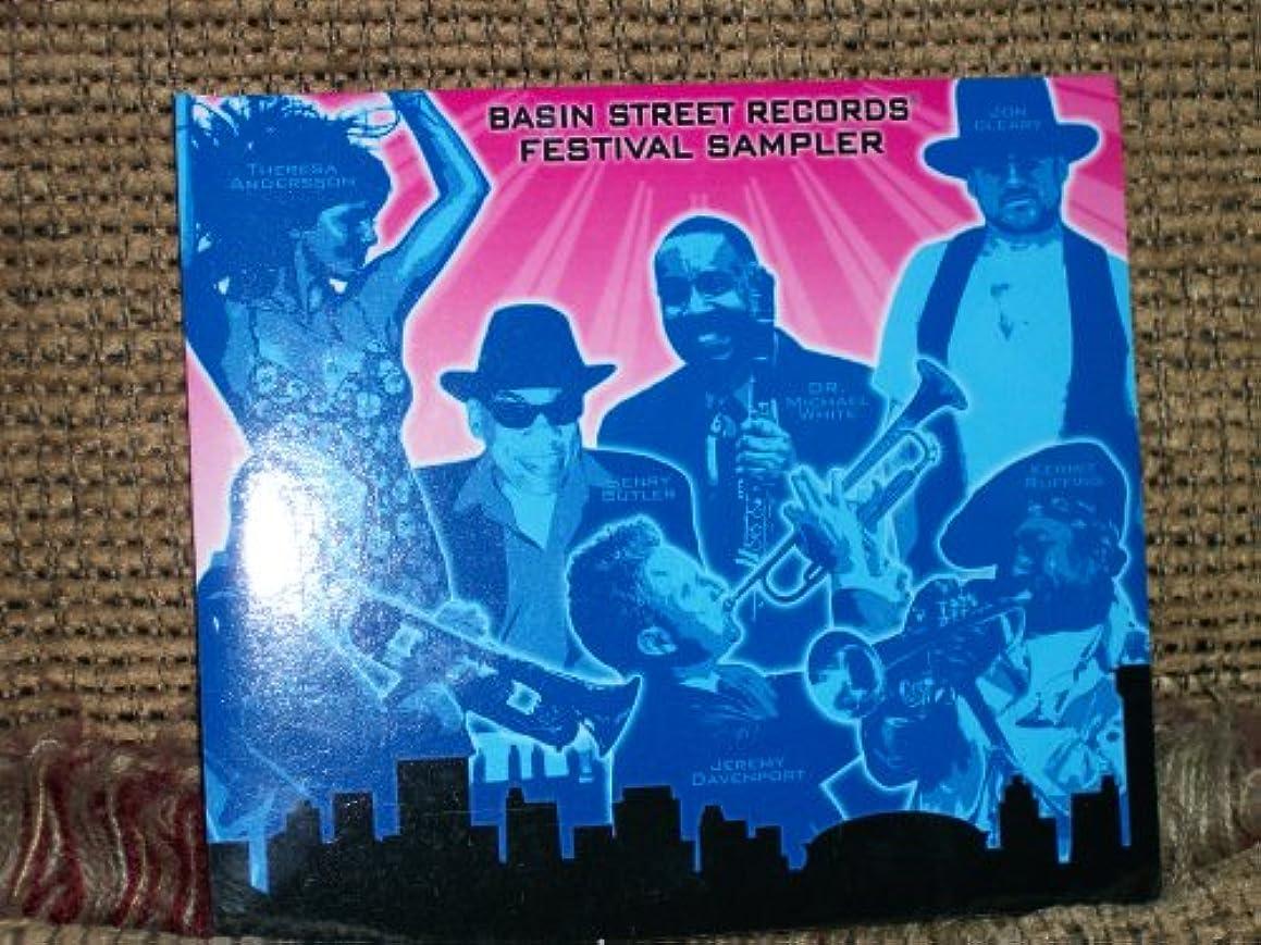 Basin Street Records Festival Sampler (2009)