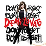 Songtexte von Demi Lovato - Don't Forget