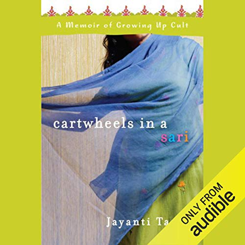 Cartwheels in a Sari audiobook cover art