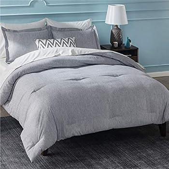 Best twin xl comforter grey Reviews