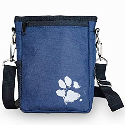 PET IMPACT Dog Treat Pouch, Dog Walking Bag for All Your Essential Items, One of a Kind Eco-Friendly Treat Bag