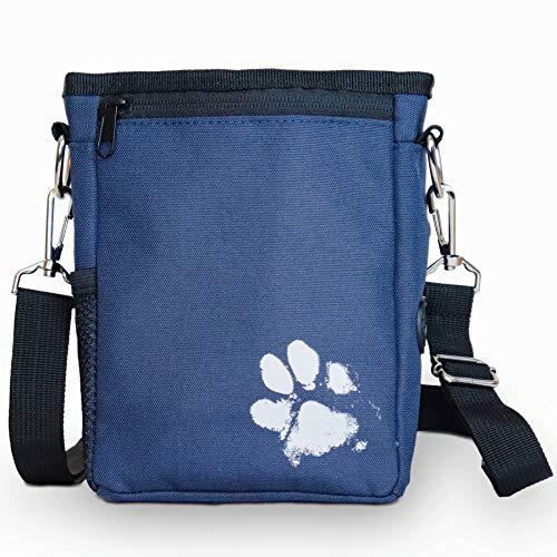 Pet Impact Leckerli-Tasche für Hunde zum Gassigehen für alle wichtigen Gegenstände, einzigartige umweltfreundliche Leckerli-Tasche