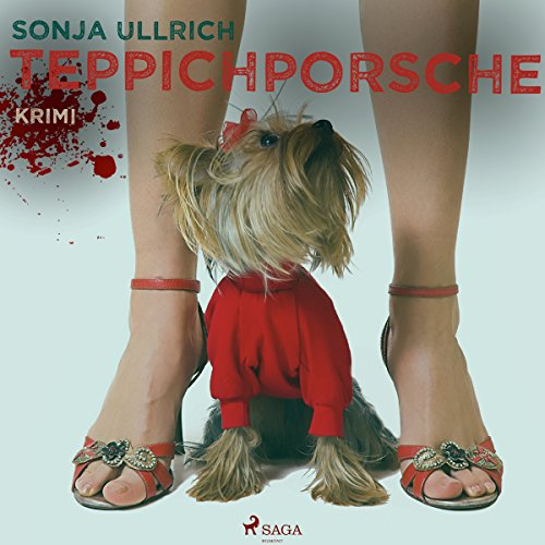 Teppichporsche audiobook cover art