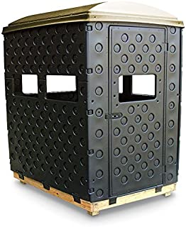 snap lock 4x6 hunting blind