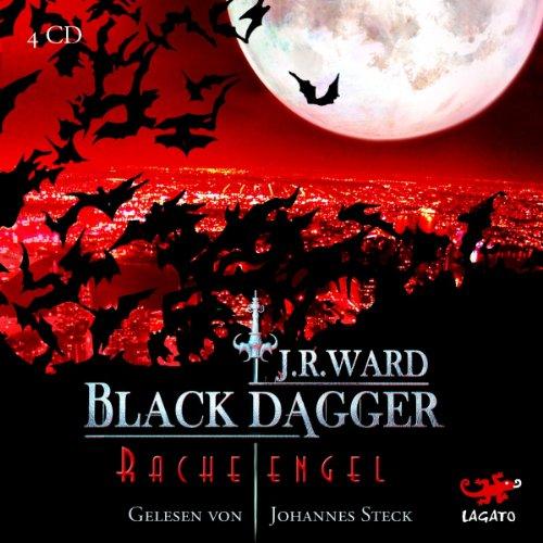 Racheengel (Black Dagger 13) audiobook cover art