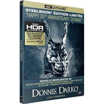 Donnie Darko [4K Ultra HD-Boîtier SteelBook]