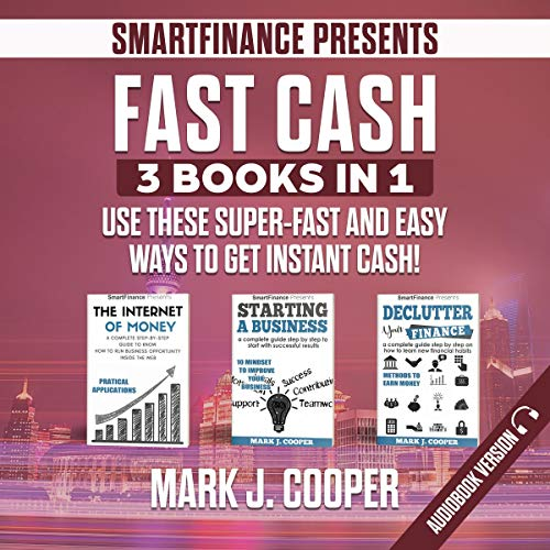 Fast Cash: 3 Books in 1 audiobook cover art