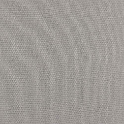 babrause® Canvas Taschenstoff uni HELL GRAU viele Farben - ab 0,5 Meter