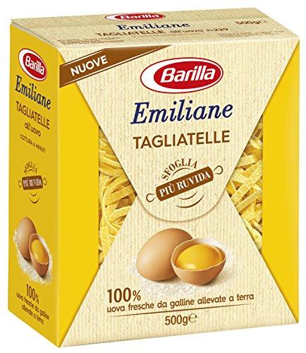 Barilla - Emiliane, Tagliatelle All'Uovo - 500 G