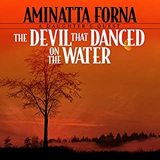 The Devil That Danced on the Water audiobook cover art