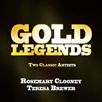 Gold Legends - Two Classic Artists
