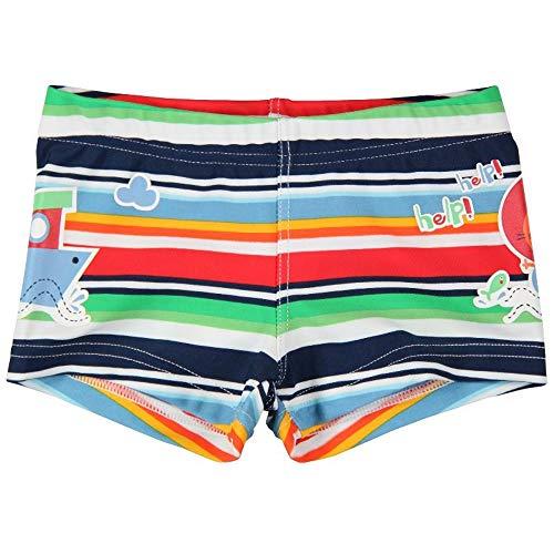 Boboli jongens zwembroek bont gestreept maat 92-116