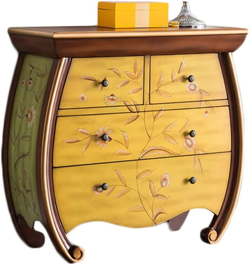 shuangchun Dresser Max 50% OFF Max 68% OFF Chests of Drawers Painted Vintage Wood Dresse