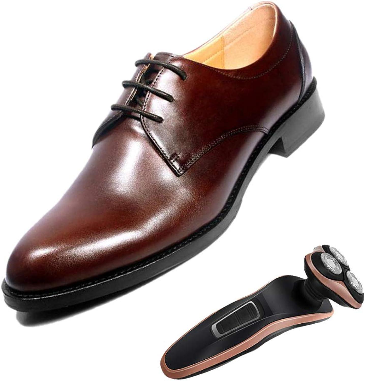 Britische Kleidung Herren Herren Lederschuhe In BusinessGröße Uniform Atmungsaktiv Spitz Braun Schwarz Gutes Leder  unglaubliche Rabatte